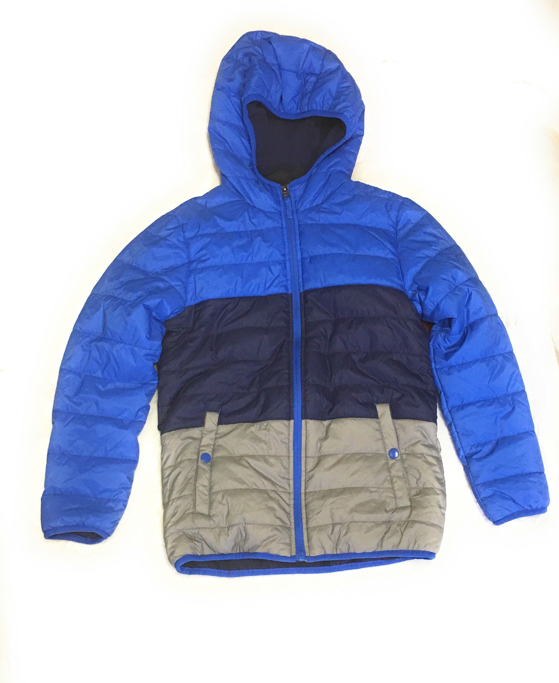71cf5aa98a17 Free Country Ultrafill Series Lightweight Boys Jacket size 7 8 ...