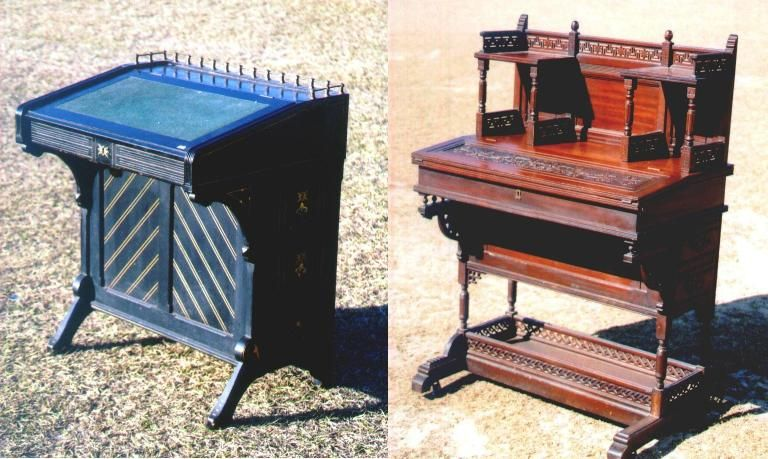 Antique Art Furniture: The Aesthetic Movement By Fred Taylor,  Www.furnituredetective.com