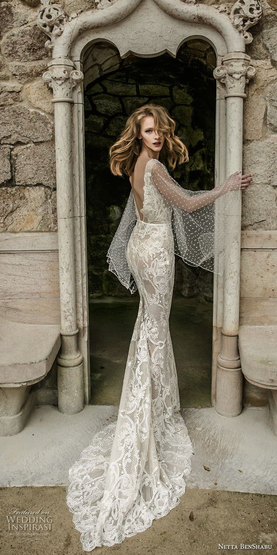 Netta benshabu wedding dresses u ucthe fairytale bride