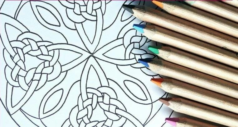 Cuaderno imprimible de mandalas para colorear. Niños  http://aprendiendoconjulia.com/2016/07/mandalas-ninos-cuadernillo-imprimir/