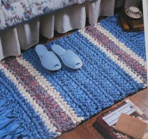 17 Best Images About Rag Rugs On Pinterest | Patterns, Rag Rug Crochet And  Shag