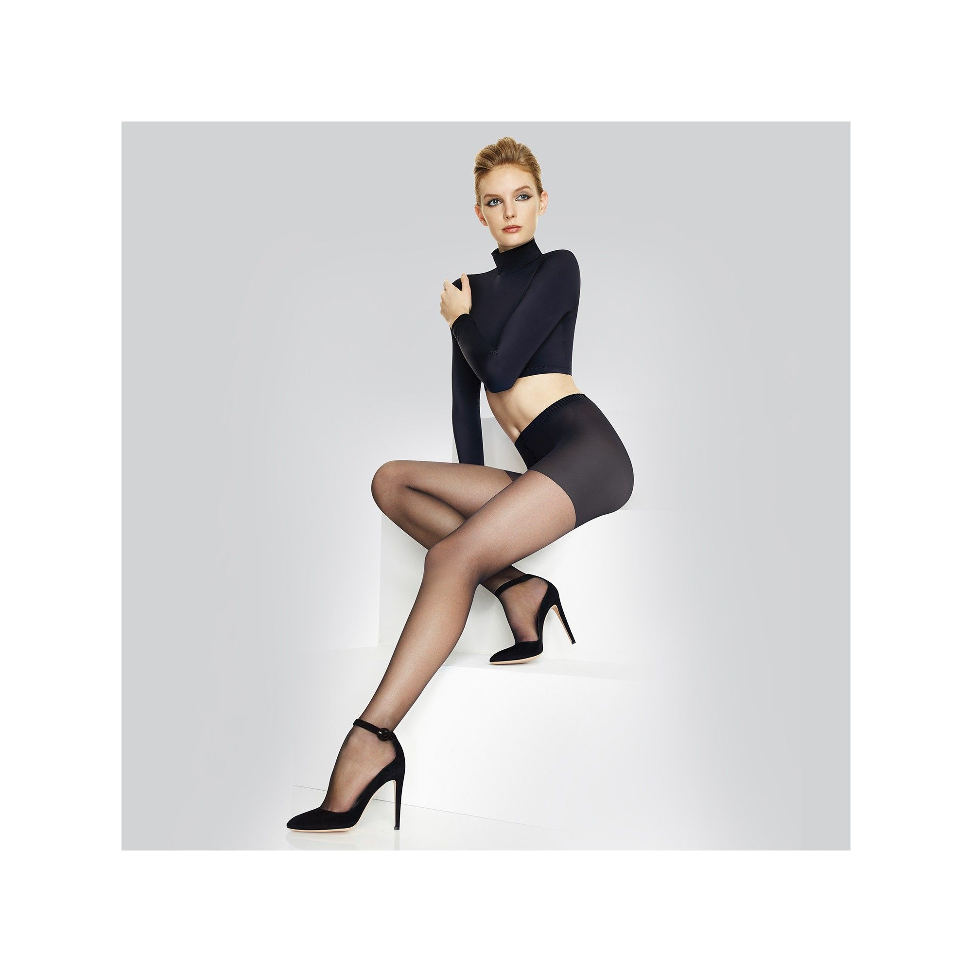 75602c4c64b Hanes Premium Women s Seasonless Tights - Black M in 2019