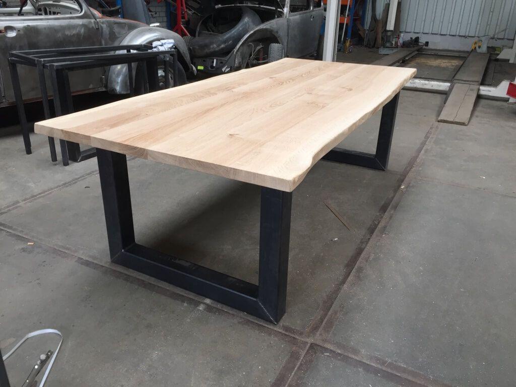 Zelf Tafel Maken : Afbeeldingsresultaat voor zelf tafel maken van sloophout meubel