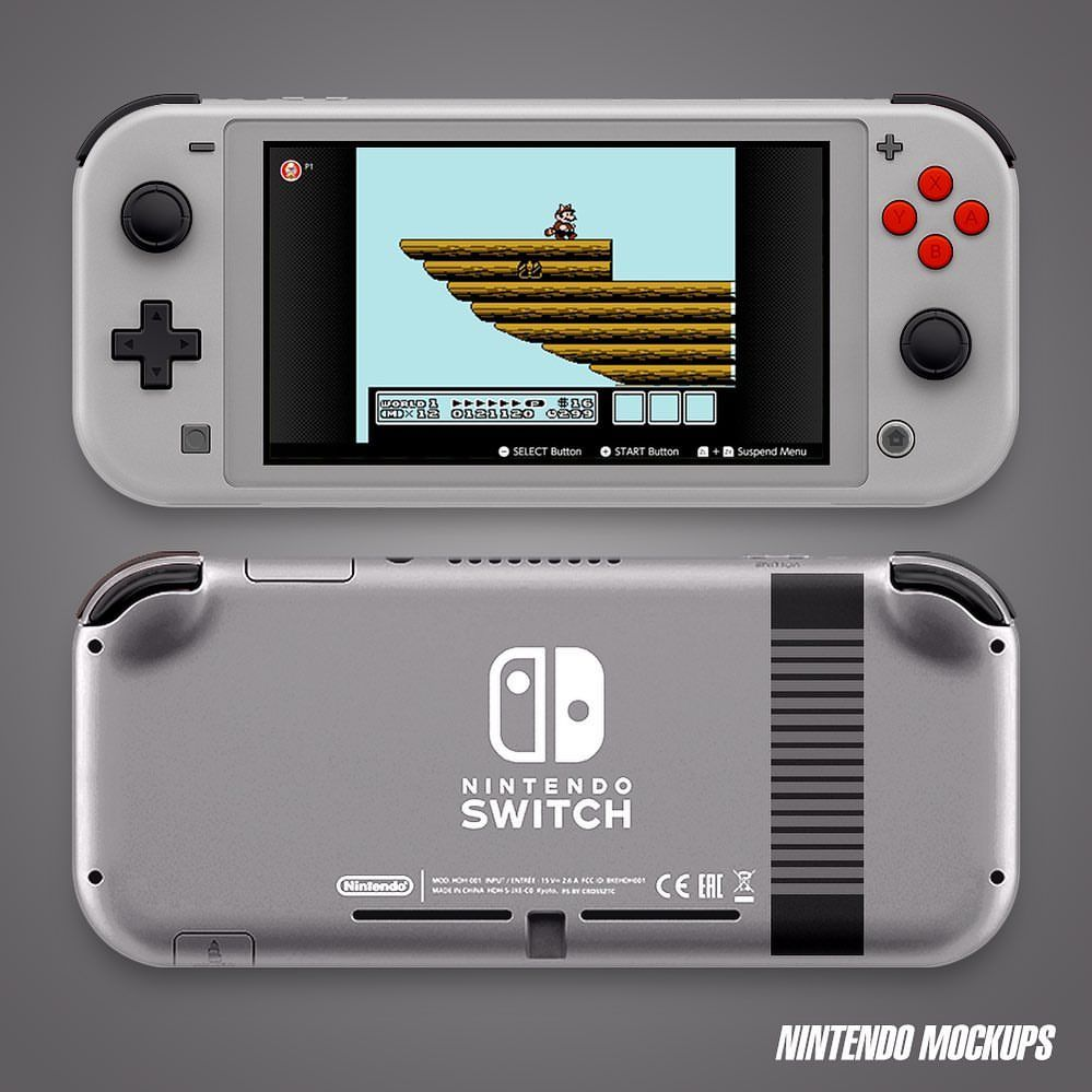 Or what other kind of theme Switch/Switch Lite would you