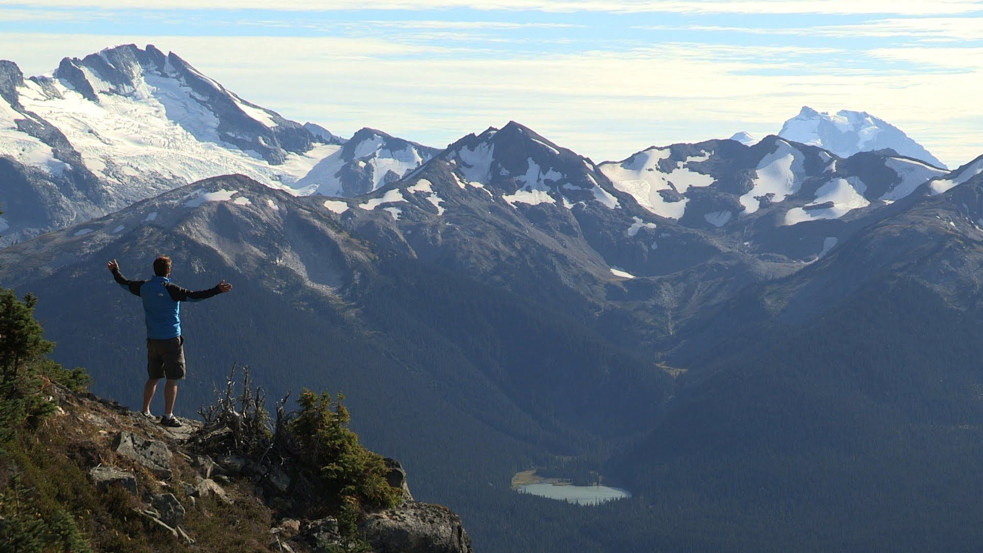Summer Outdoor Adventures In Whistler Bungee Mountain Bike Hike Raft ATV Kite Boarding A Breathtaking Setting