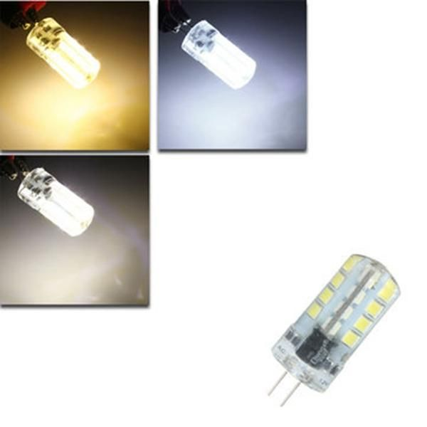 G4 Led 2w 32 Smd 2835 200lm Led Crystal Light Silicone Light Lamp Bulb Ac Dc 12v Bulb Lamp Bulb G4 Led