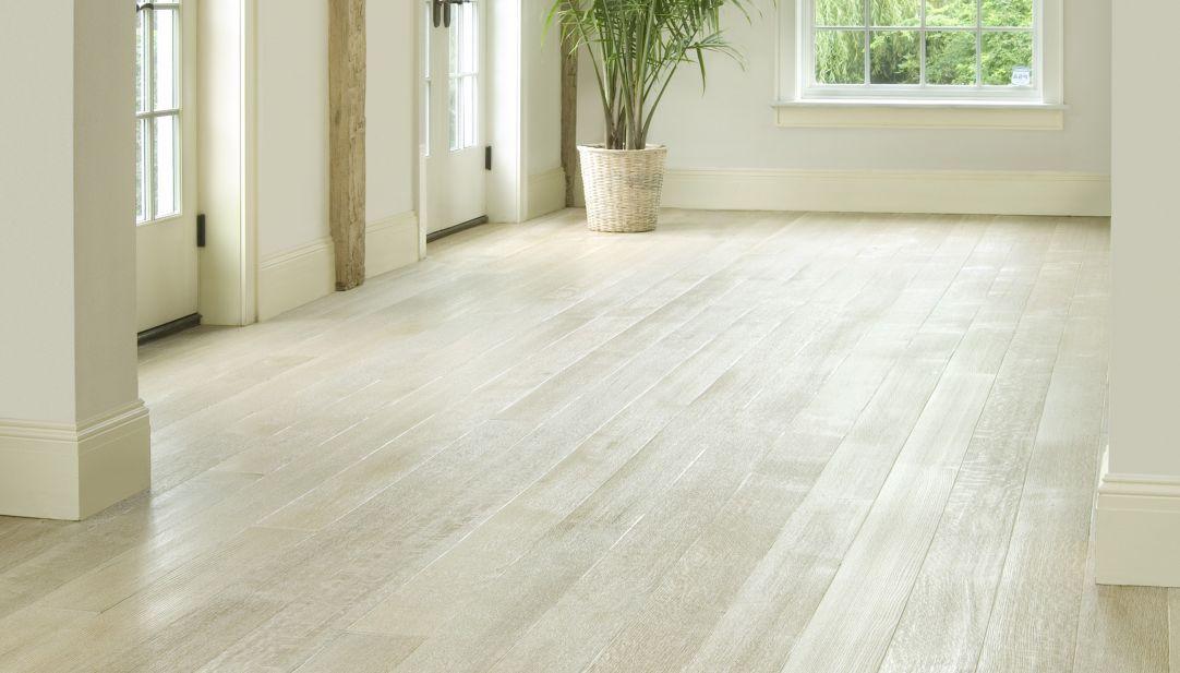 Wide Plank White Oak Floors