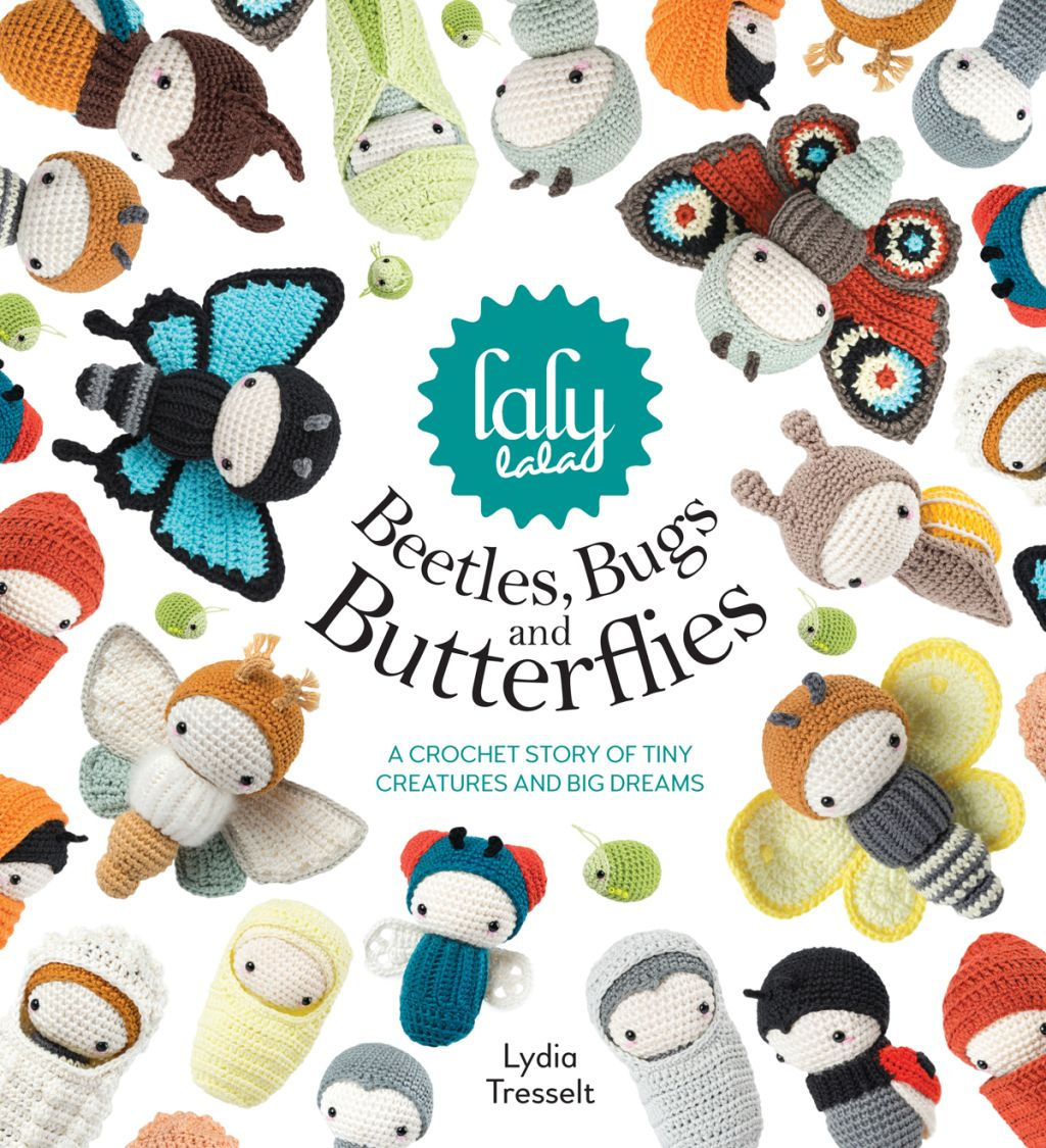 Lalylala's Beetles Bugs and Butterflies (eBook)