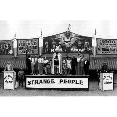 Strange People