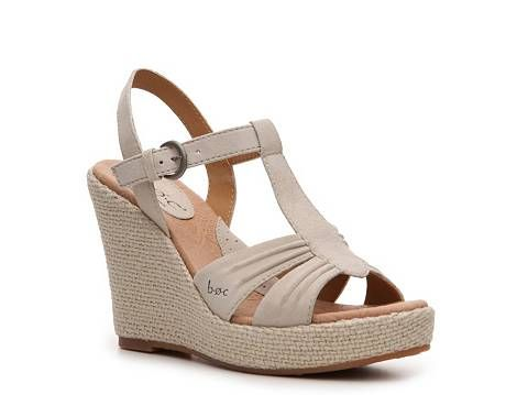 b.o.c Women's Maureen Wedge Sandal Women's Wedge Sandals Sandals Women's Shoes - DSW