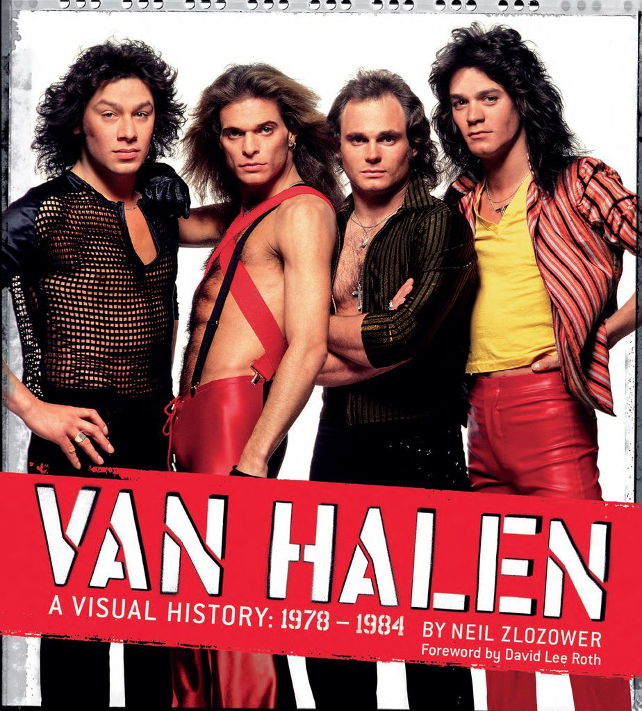 Read Van Halen Online By Neil Zlozower And David Lee Roth Books Van Halen David Lee Roth Alex Van Halen