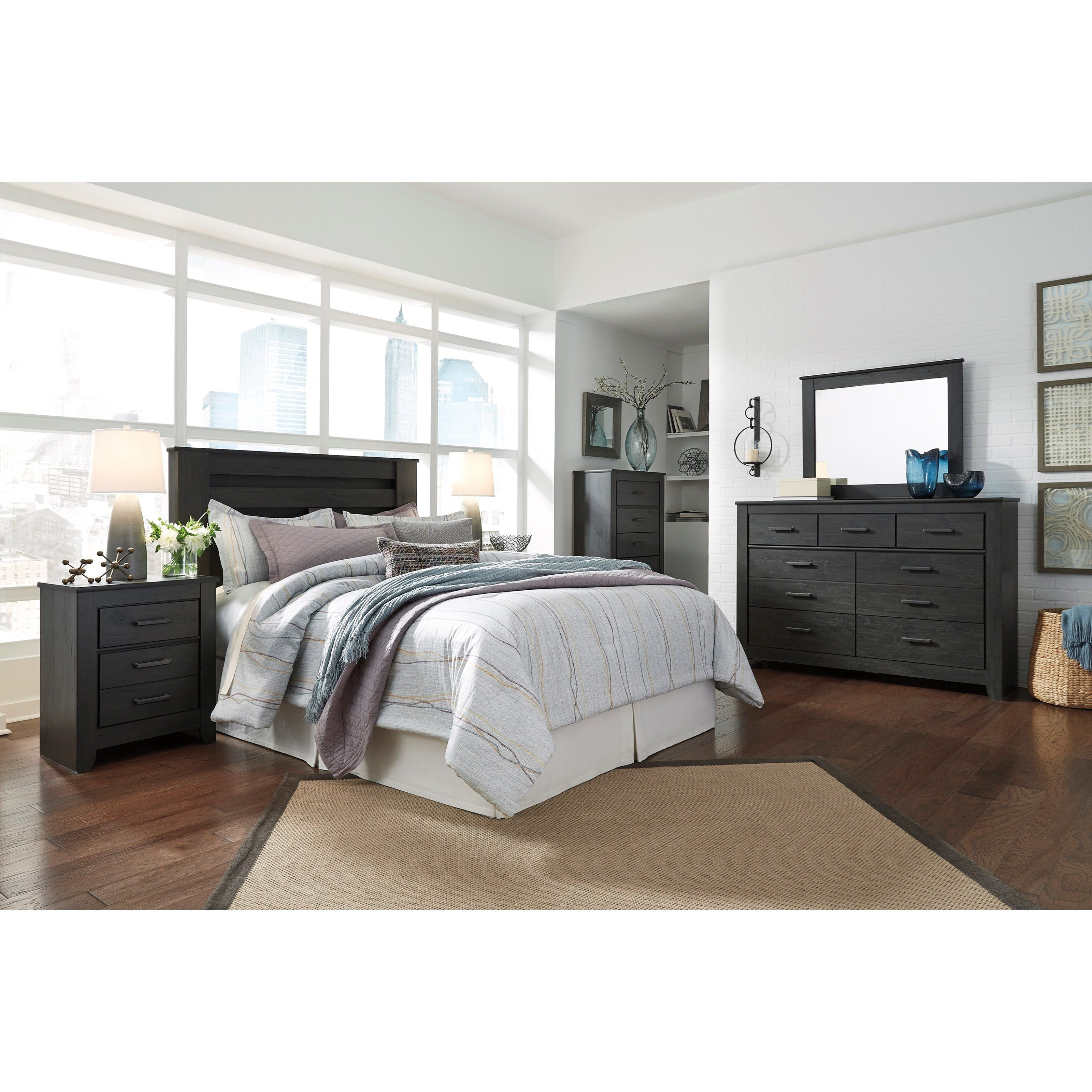 Brinxton King California King Bedroom Group By Signature Design By