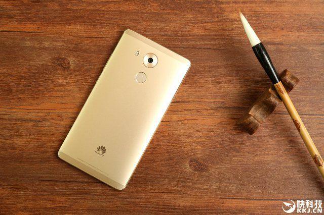 Interesante: Fotografías reales del Huawei Mate 8