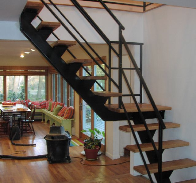 beautiful Mylen Spiral Stairs Part - 14: Mylen Stairs builds custom modular staircases to your specification. Call  our experts today at 1-800-431-2155 for free stair design assistance!