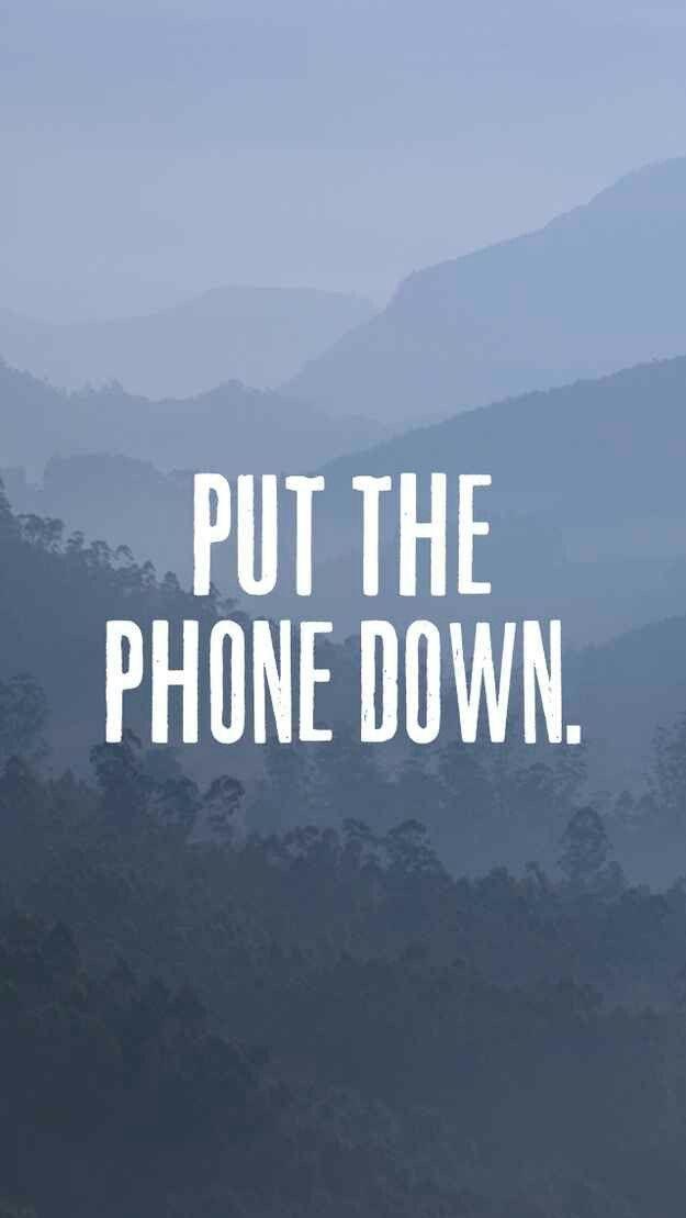 Put The Phone Down Wallpaper Screenlock Phone Wallpaper Quotes Wallpaper Quotes Dont Touch My Phone Wallpapers