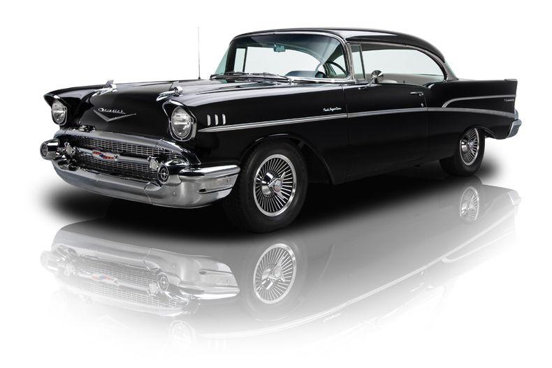 1957 Chevrolet 210 Ram Jet 350 V8 5 Speed Ps A C Chevrolet