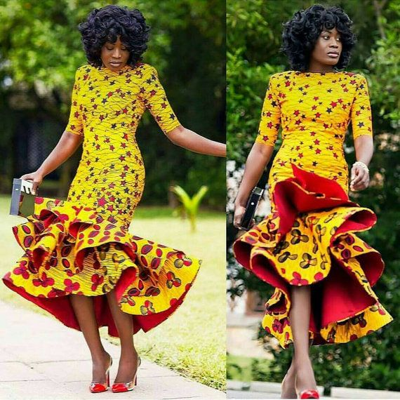 These Are Special African Ladies Designs Made For Very Special Occasions Like We African Print Dress Ankara African Print Fashion Dresses African Print Dresses,Plus Size Corset Wedding Dress Uk