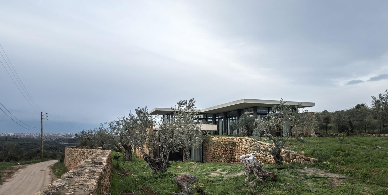 ZGHARTA HOUSE by platau - platform for architecture and urbanism