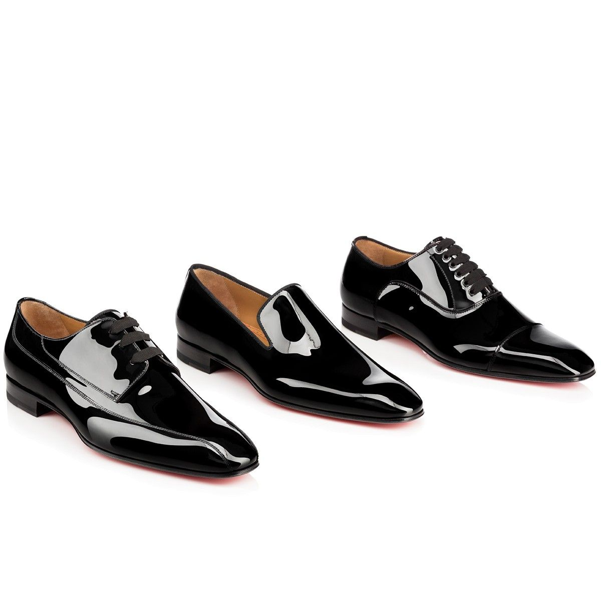 Men Shoes - Orleaness Patent - Christian Louboutin