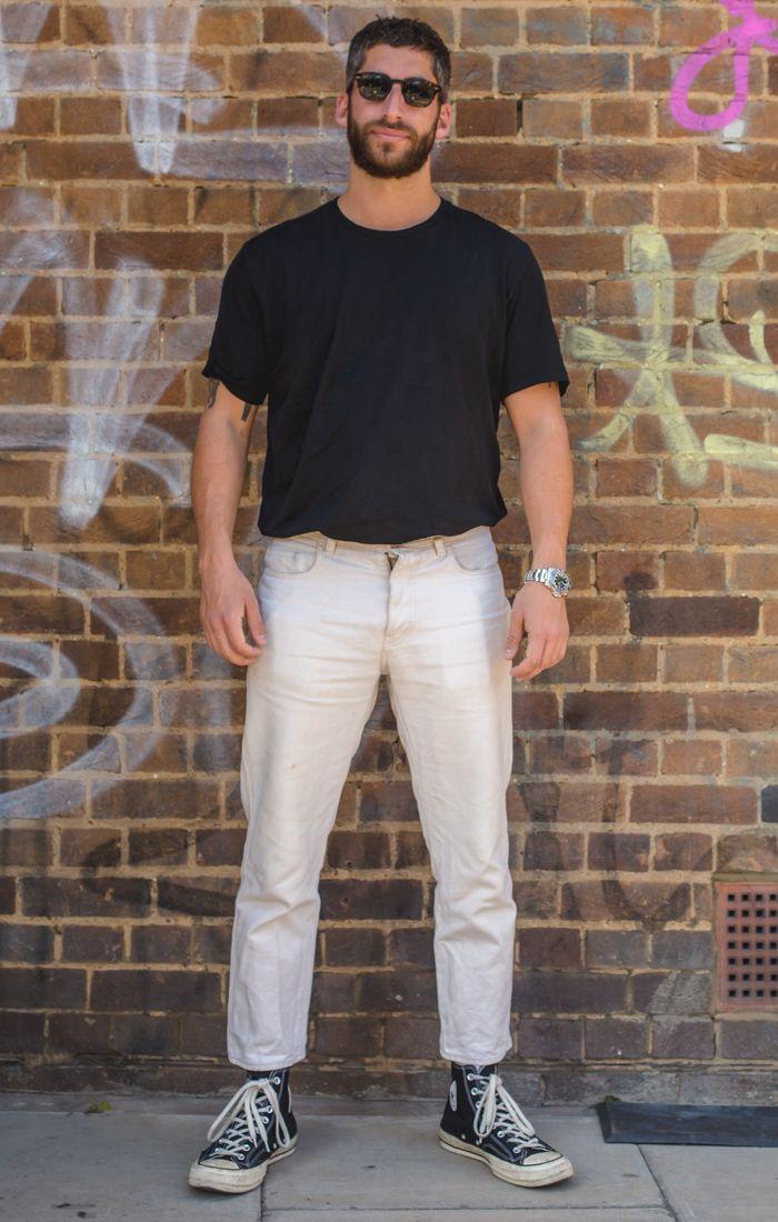 Pin de Sam em men's style em 2020 | Homens de jeans