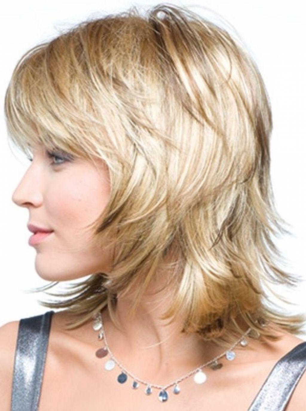Layered Haircuts For Thin Hair - Hairstyle Ideas