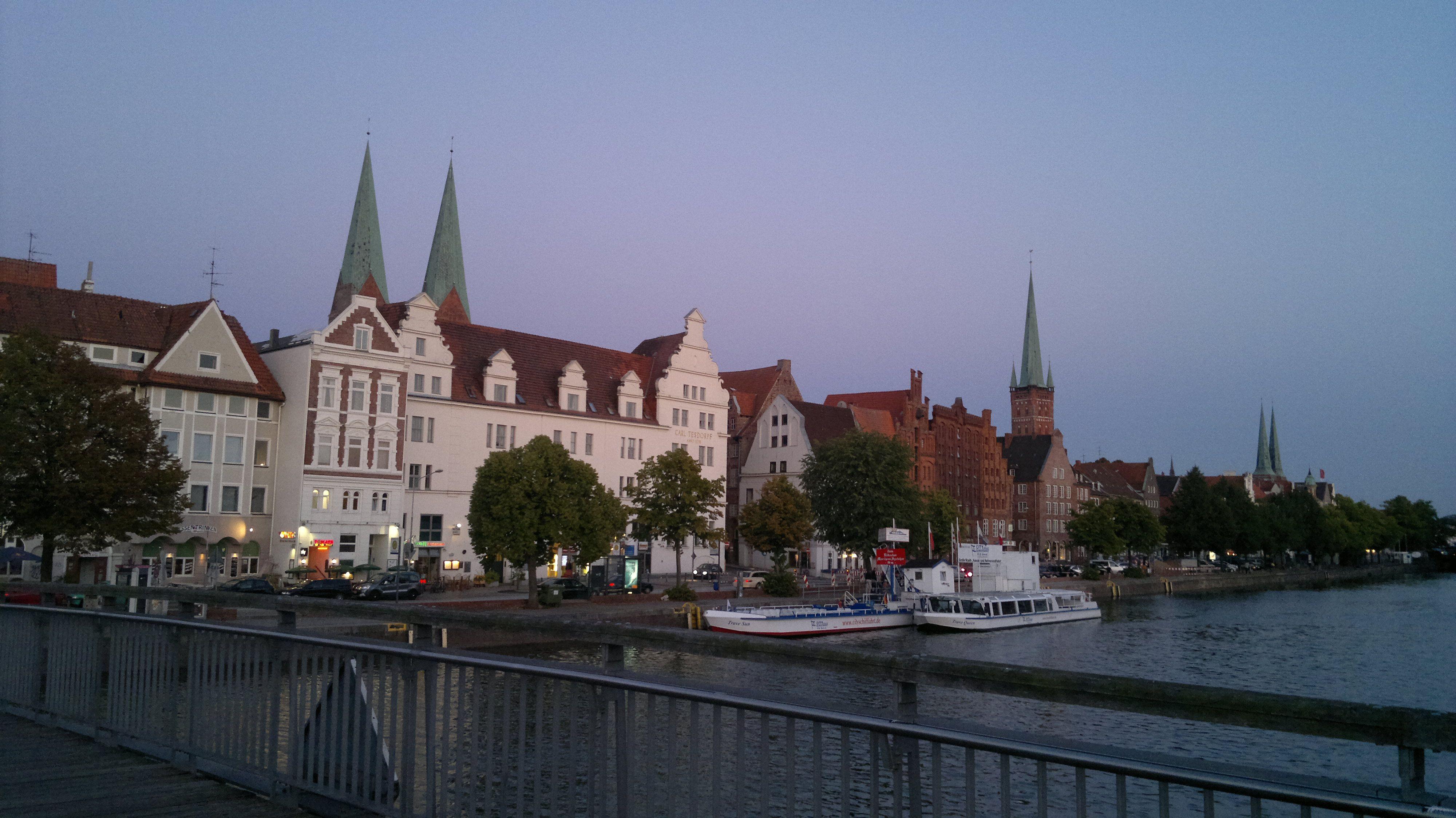 An der Untertrave, Lübeck, Germany Lübeck