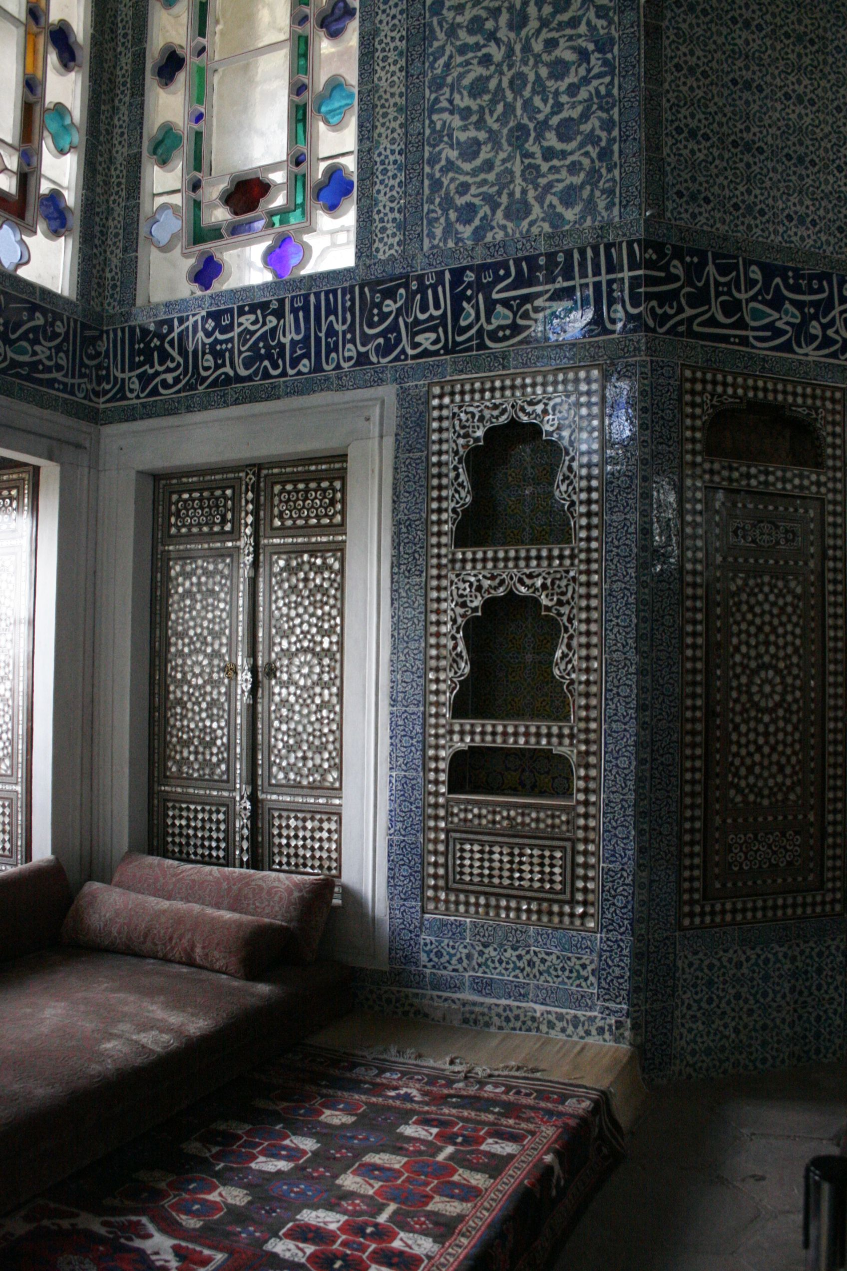 Topkapı Palace #Interiors #Istanbul