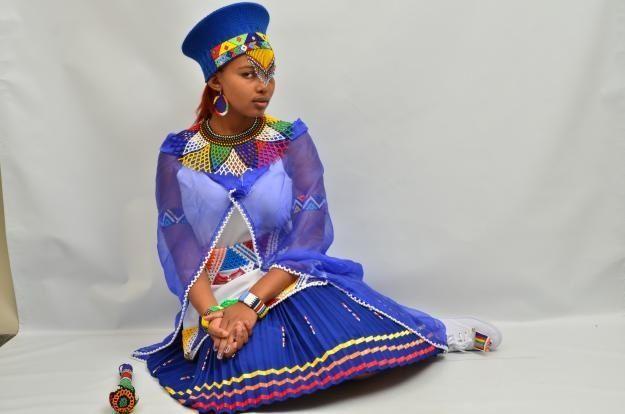 Zulu, African Clothes