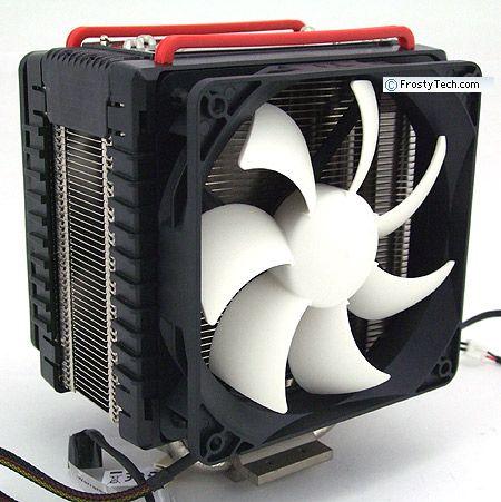 Thermaltake Frio Heatsink Review Frostytech Com Heat Sinks