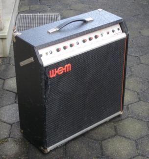 Wem Dominator 25 Klasse 1x12 Rohrenamp Fur Gitarre 1978 In Dortmund Dortmund Hombruch Musikinstrumente Und Zubehor Gebraucht Kaufen Gitarre Gebraucht Kaufen Und Musikinstrumente