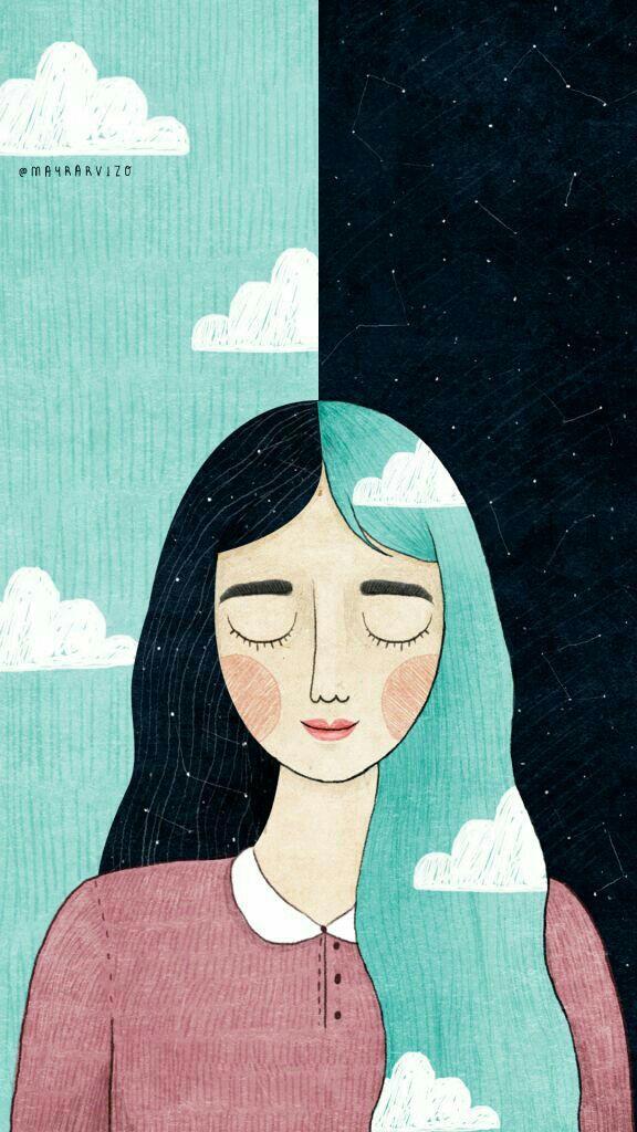 A Garota Que Não Tinha Cores: Azul - Um pouco sobr