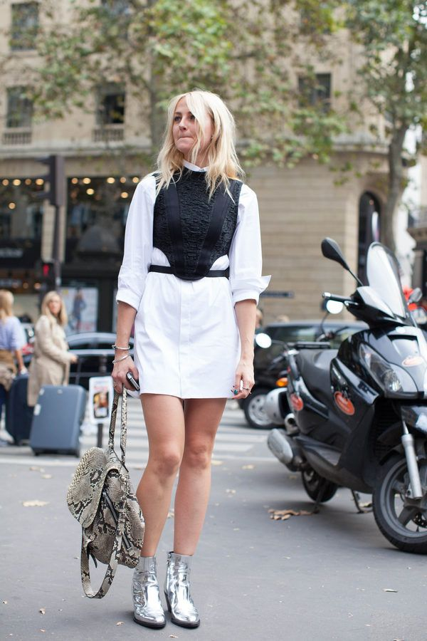 Mega Gallery: 82 Chic Street Style Snaps From Paris