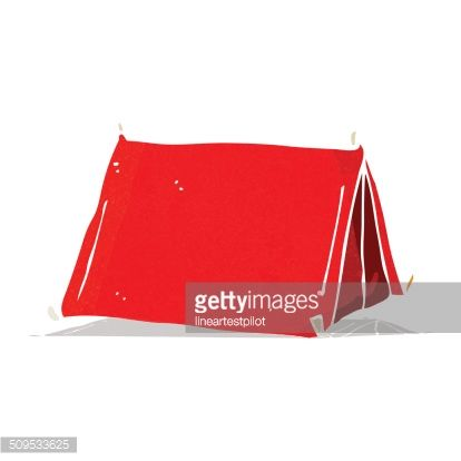 Cartoon Traditional Tent Vector Art | Getty Images