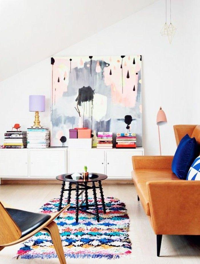 120 Wohnzimmer Wandgestaltung Ideen! Interiors