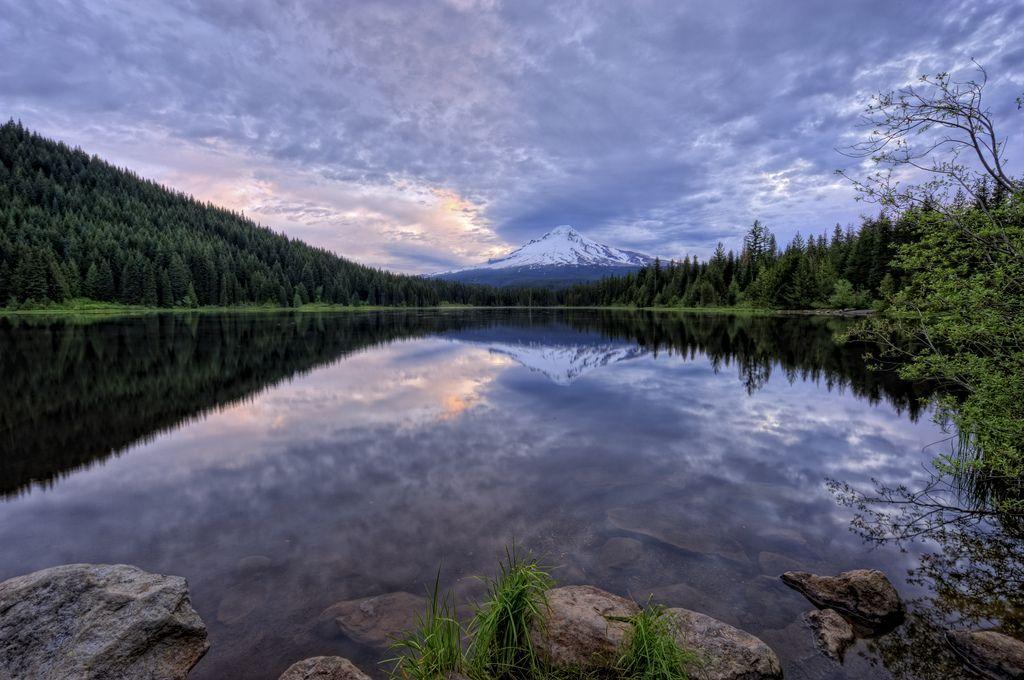 Trillium Lake Sunrise | by Vanpaul2