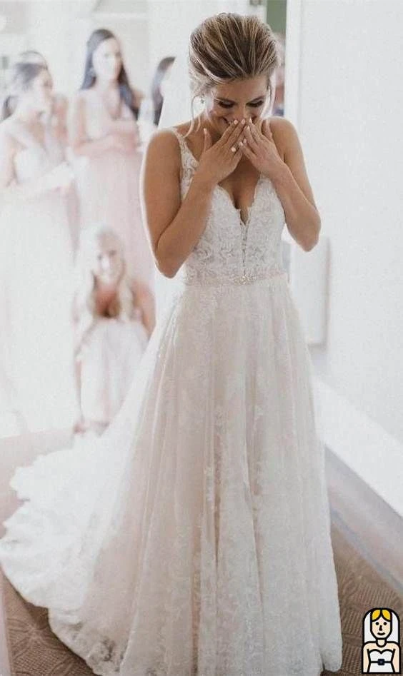 Fashion And Beautiful Mexican Wedding Dress For Girl