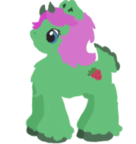 my mlp oc please do not take credit as your own