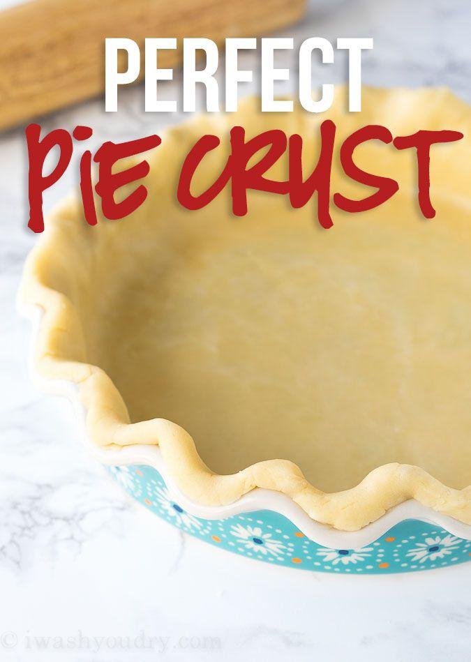 Perfect Pie Crust images