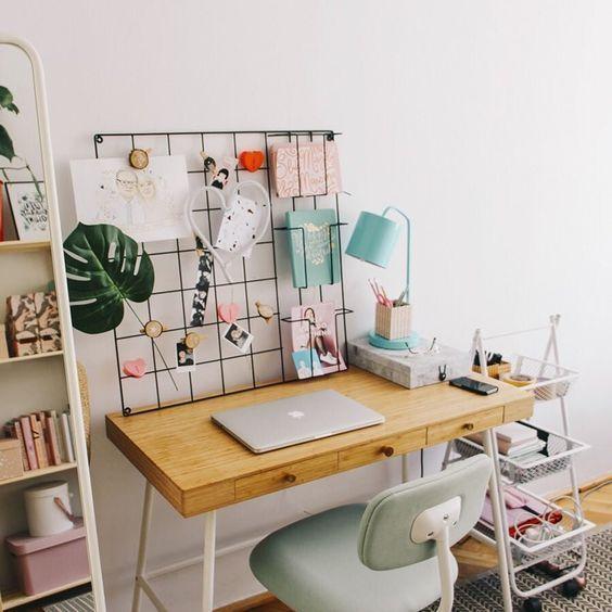 Photo of 30+ Girls Home Office Design Ideas #home #decor #Decorating #Farmhouse #Exterior…