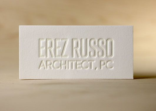 Business cards by oblation papers press letterpress creative business cards by oblation papers press colourmoves Images