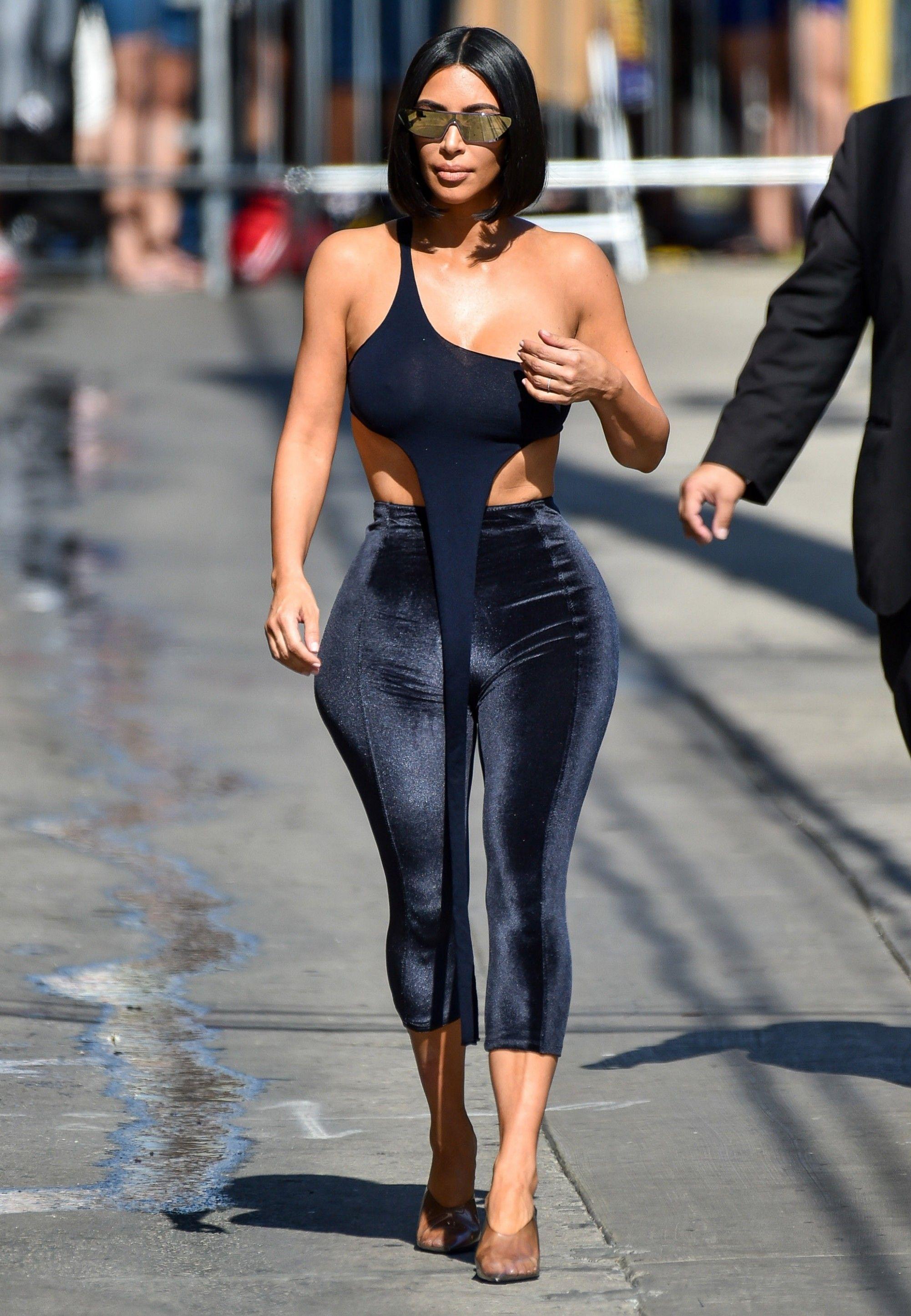 Kim Kardashian Plötzlicher Gewichtsverlust