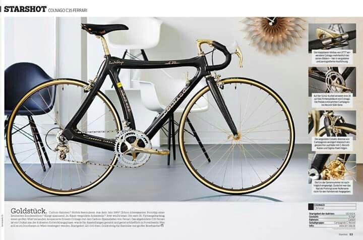 Colnago C35 NOS | Colnago ♧ Only | Pinterest | Ferrari, Vintage ...