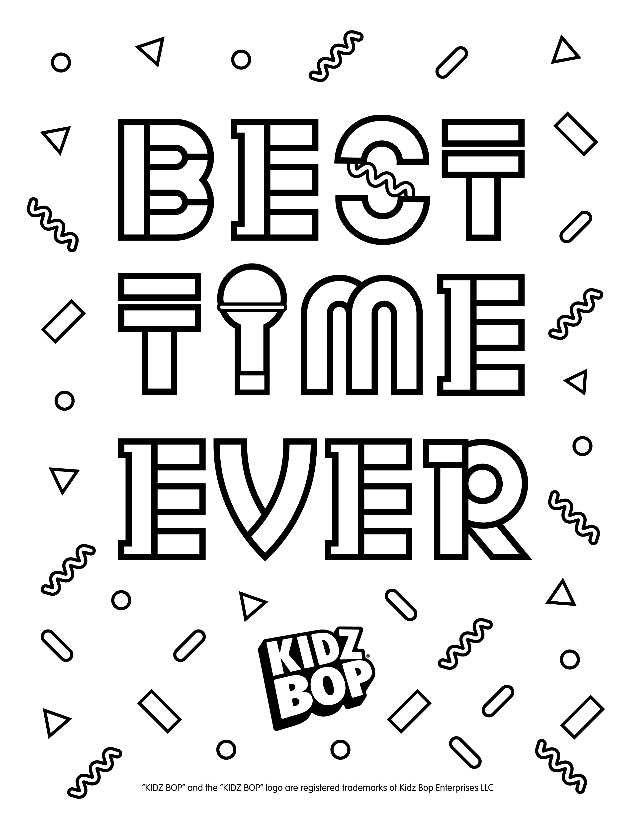 Pin on KIDZ BOP Music & Movement Ideas