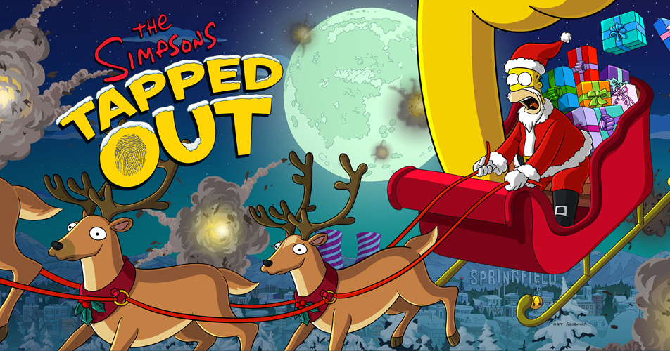 Free Game App Download The Simpsons Tapped Out in 2020