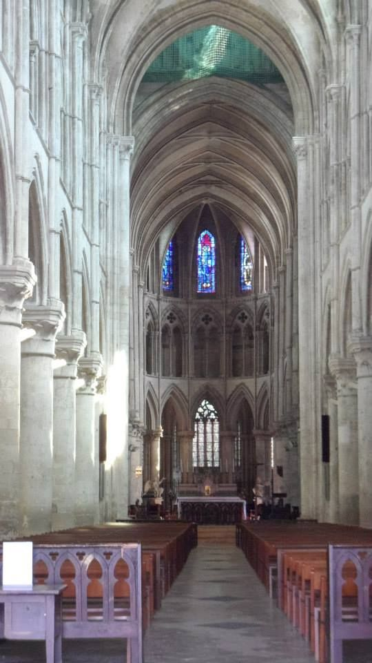 Cath U00e9drale Saint Pierre - Lisieux