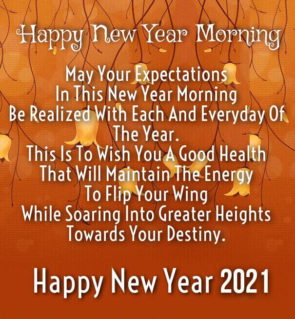 Top 20 Happy New Year 2021