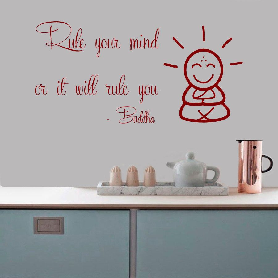 buddha wall decals - Bing images