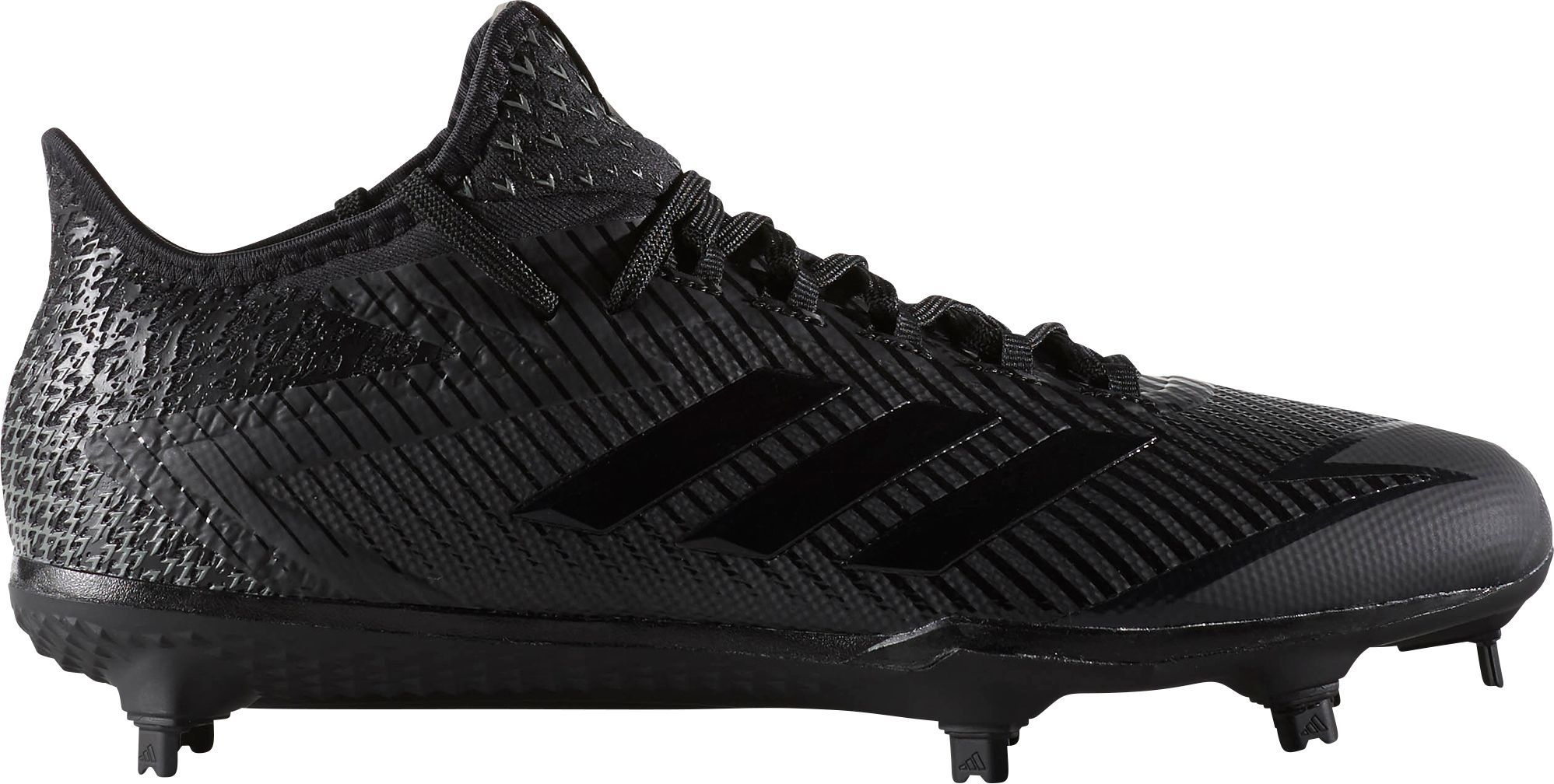 check out 26096 71246 adidas Men s adizero AfterBurner 4 Dip Baseball Cleats, Size  14.0, Black