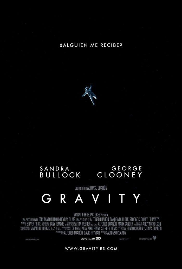 Crítica: GRAVITY (2013) -Parte 3/4-