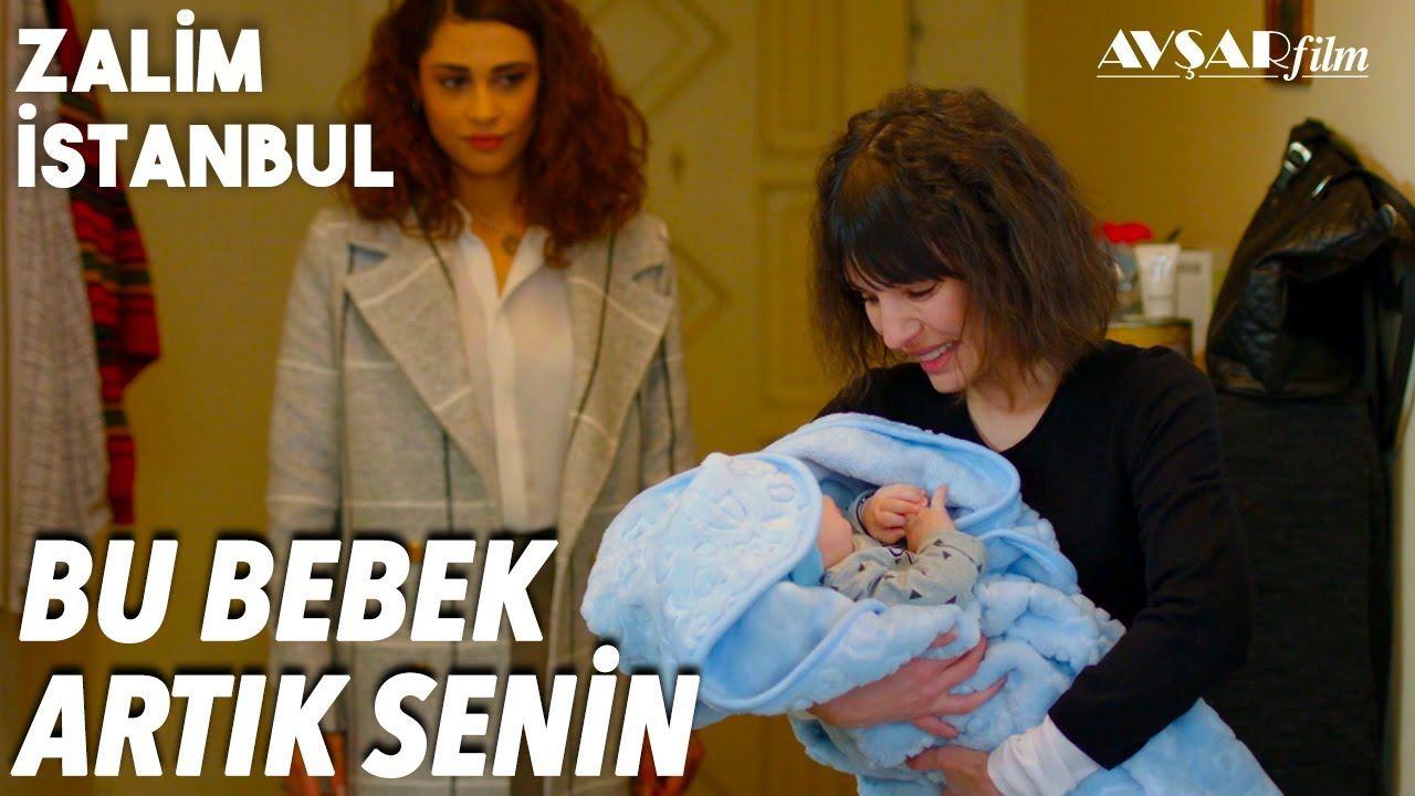 Oya Nin Buyuk Plani Bu Bebek Artik Senin Zalim Istanbul 32 Bolum